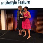 Best news or lifestyle feature @VerityEdwardsau @SAMediaAwards #SAMediaAwards Well done https://t.co/BQsT7vecoL