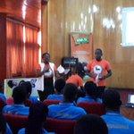 @STARGhana #YDialogues #voteonissues Ongoing Kumasi  cc @AkosuaHanson @nydjlive ur  MCs https://t.co/yRESXwPwZu