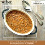 Relish our delicious Dal Bukhara at Revival today #mumbai #dal #food https://t.co/HP106KAX8f