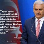 """""""Sadece ulaşımda değil eğitimde Diyarbakır AK Parti iktidarında çok büyük ilerleme katetti."""" https://t.co/qUymi19WTe"""