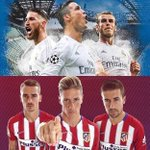 Final day UCL Real Madrid vs Atl. Madrid. Hope #HalaMadrid win the cup ???????????? https://t.co/p1WtThqz2W