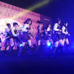 #JKT48MahagitaHS Mini Concert. M3. Cinta tak Berbalas Finally (Team J) https://t.co/03w7dG9Ul2
