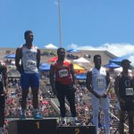 Lawrence Highs JD Woods is the state runner-up in the 100 with a time of 11.43. https://t.co/nmStj3sfJW