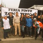 HOY:Seremis @mgonzaprsd @sorianobarrient yDirector @Sernatur_IX presentes en Porotada Feria Pinto #DiadelPatrimonio https://t.co/0e5RcFuQYk
