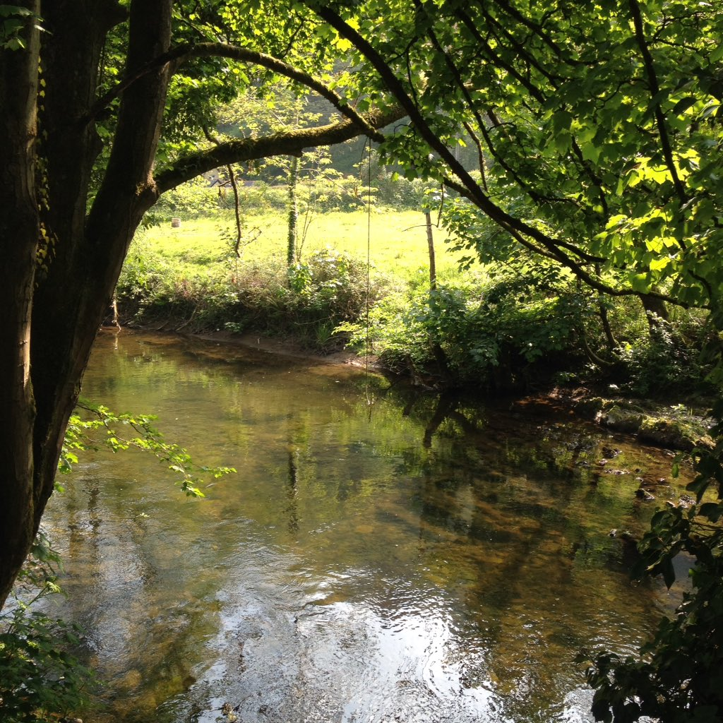 Dulverton looking beautiful in the sun. Well worth a visit!  @BridgeDulverton @visitexmoor @ExmoorNP https://t.co/y5CdON0xZl