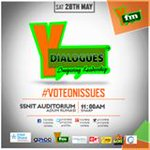 #YDialogues currently happening in Kumasi #VoteOnIssues cc: @RevErskineGH @Adom_dj @stanleyonyfm @AkosuaHanson https://t.co/WHWn8QGonG