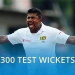 Congratulations to Rangana Herath on his 300th Test wicket! #ENGvSL https://t.co/9J4zmZV5wt