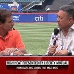 Ron Darling joined the Mad Dog on High Heat to talk about those Amazin' 1986 #Mets. https://t.co/EY4M1Fgc7M https://t.co/c2k7us8boJ