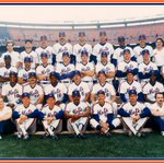 1986 World Champion New York @Mets Team ⚾ #86Mets #Mets #LGM https://t.co/3GlM62NCSd