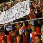 [VIDEO] Fanáticos de La Vinotinto en   Costa Rica exigieron revocatorio https://t.co/aROm9cAUap https://t.co/izpRHS7Xbc