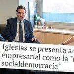 - Hola, soy el cambio + Hola, nosotros la patronal. ¿Qué necesita? - Permiso para protegerles + ¿Expiró ya el PSOE? https://t.co/dOyUdF5ANL