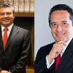 #Debate Hoy en punto de las 8 pm no te lo pierdas ! Quien crees que ganará @MauricioGongora ó @CarlosJoaquin https://t.co/iRZlhLZrGJ