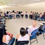 Encontro de pré-candidatos progressistas em São Luís @Dep_Wellington https://t.co/xg02lrpsrq