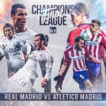 In 4 hours, the rematch. Real Madrid vs. Atletico Madrid in the #ChampionsLeague Final (via @br_uk) https://t.co/kZXimzfanC