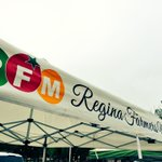 Were ready to go! Find us on the Plaza today, 9am - 1pm. Then head over to @CVAF_Regina! #YQR #PlazaMarkets https://t.co/wWp2n2s2JK