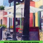 Paseo Arts Festival starts now! Come down to the Paseo for tons of live music, food, art and shopping! @PaseoOKC https://t.co/takIrC7gTq
