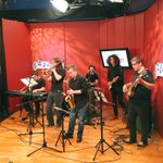 The Charlottetown Rural High School Sextet is kicking off the show in style! Call now to donate: 1-877-675-3343 https://t.co/stknIVLPrH