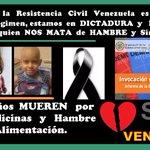 #ResistenciaCivilVzla NO_al_DIALOGOes ilegítimoDictador #DestituciónYA MUD-TRAIDOR @Almagro_OEA2015 https://t.co/e0UeVyzg9D @sebastianpinera
