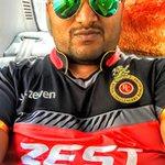 Selfie @TataZest @RCBTweets Jersey and since i have got it #RCB has been winning matches #ZestTicketToRCB #ZestUpRCB https://t.co/MmF5BPjSJw