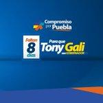 Estamos a 8 días para que Puebla siga avanzando junto con @TonyGali. Este 5 de Junio #MiVotoEsXTony https://t.co/VNIuaqbiFc