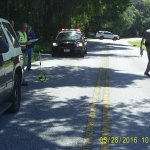 Pasco: FHP investigating fatal crash w/ bicyclist on Lake Iola Road. https://t.co/hRSZU1HnJz