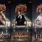 Nice fan edit of all 3 superstars ... #enakkuinnoruperirukku #eipi https://t.co/NANPRGUSOf