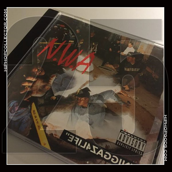25th anniversary today of efil4zaggin by N.W.A. @mcrencpt @drdre @Kokaneofficial @WESTCOASTDOC @HHC_hiphop #RIPEazyE https://t.co/hycV6gXE6A