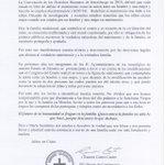 COMUNICADO PASTORAL DE @MonsRamonCastro https://t.co/2JlGzSAiUc