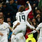 El Real Madrid golea en las segundas partes en la Champions. ⚽ ???? https://t.co/oPZRiqJOXe ???? #APorLaUndecima #RMUCL https://t.co/zuu4L4xcl0