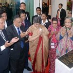 HPM #SheikhHasina inaugurates newly-constructed chancery complex of #Bangladesh Embassy in #Tokyo, #Japan #Diplomacy https://t.co/p36Lxj9GV6