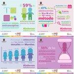 En el marco de la gira #EstuvidaEstufuturo #HazloSeguro, te compartimos cifras del embarazo adolescente. #Morelos https://t.co/uI4DcrrHTs