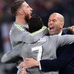 [#UClFinal] Zidane est impliqué lors des 3 dernières LDC du Real   2002 : Joueur 2014 : Adjoint 2016 : Entraîneur https://t.co/F2Zcx8SJgR