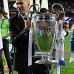 Zidane becomes the FIRST EVER person to win the European Cup as a player, assistant and manager! [@2010MisterChip] https://t.co/5O3kdV3iqY