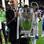Zinedine Zidane in the Champions League: Winner as a player (2002) ???? Winner as a manager (2016) ???? https://t.co/EqMAzCCjBa