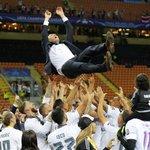 Zinedine Zidane savoure... https://t.co/IHQOOclxun