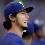Yu Darvish (Tommy John surgery) returns to the mound tonight, making his 1st start since August 2014. https://t.co/LjFYjUfEQK