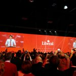 Wonderful #wpg2016 energy as we listen to our leader & PM @JustinTrudeau! Reminding us: better is always possible. https://t.co/nBMZMAH1uL