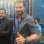 Jaime Lannister has made the trip from Westeros to Milan.  #UCLfinal https://t.co/wwWrHfZS9R