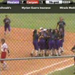 Weslaco defeats NB Canyon 7-1 advances to state #RGVsoftball #RGV #956football @TXPrepSoftball https://t.co/hbxqCaQT8V