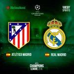 Será la 7ª vez que Real Madrid-Atlético de Madrid disputen una final a partido único. Gobiernan los rojiblancos 4-2. https://t.co/rKEDsF4qYV