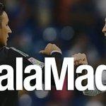 ¡Arranca la Final de la Champions en San Siro! #HALAMADRID ????¡Hasta el final, vamos Real!???? #APorLaUndecima #RMUCL https://t.co/9oW3MbvB5e