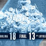 GOING TO THE SHIP! #NotDoneYet #GoHeels https://t.co/lLWxO0POs4