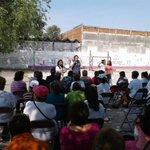 Desde la colonia Morelos vamos con @TonyGali #Puebla https://t.co/di6P05T2jp