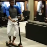 VIDEO: @PKSubban1 takes scooter ride though @BlueJays clubhouse after taking BP! https://t.co/wmBZsVHE0v https://t.co/8WCBKQxsp2