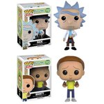 RT & follow @OriginalFunko for the chance to win a set of Rick and Morty Pop! figures! https://t.co/0JYdLujaxe