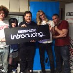 Were off! Tonight joining @olliewb we have @vg_festival @MetalSouthend AND @Asylumsband in session! #BBCintroducing https://t.co/XrYGgdIzg1