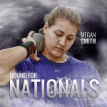 Megan Smith punches her ticket to Eugene with a 12th-place finish in the shot put! #GoFrogs https://t.co/0JgrKSUpPt