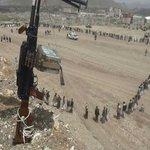 قبائل #سنحان تعلن النفير العام والجهوزية التامه لمواجهة العدوان على #اليمن #اليمن_فتاكة_برجالها #معاً_لرفد_الجبهات https://t.co/j1aQszcN7w