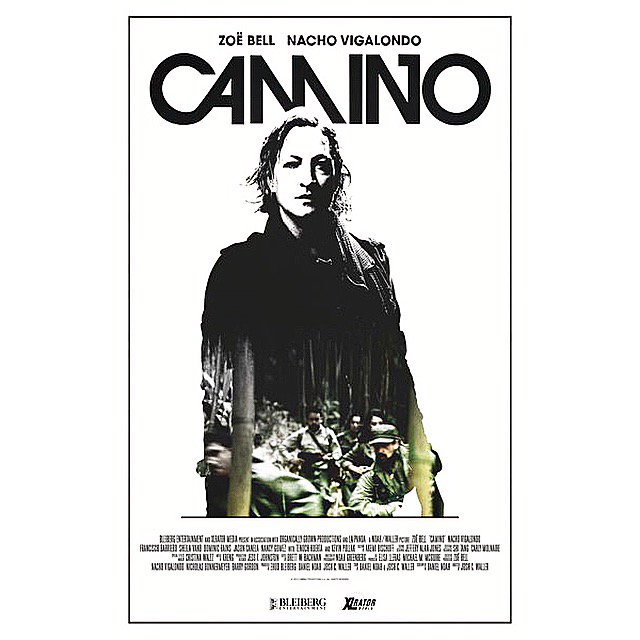 Camino is now on Netflix! Bell is a badass, Vigalondo gives a great performance and I flex my anchoring skills. https://t.co/IUBzvi0U5M