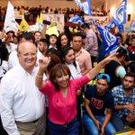 Se han unido jóvenes de todos colores por un Tlaxcala mejor, comprometido con la educación y la juventud. https://t.co/XVnPxOC8L7